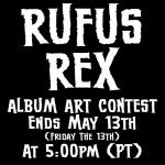 Rufus Rex - Album Art Contest